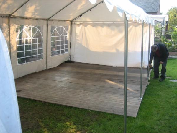 4x6m Zelt Verleih Vermietung Mieten Party , Hochzeit in